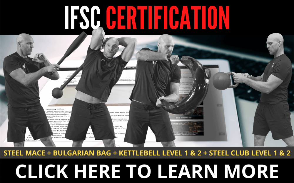 FUNCTIONAL STRENGTH TRAINING COURSE